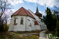 Kvar reformatus templom